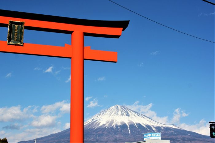 Around Mt.Fuji 浅間神社巡り100マイル~その①