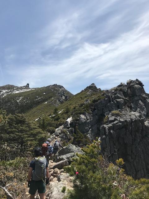 GWの過ごし方~山登り「瑞牆山&金峰山」